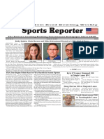 January 23 - 29, 2019  Sports Reporter
