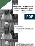 Devoción a María