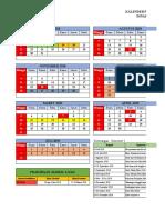 Kalender Pendidikan 2018-2019