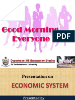 Introduction to Economic System23
