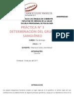 Determinaciòn de Grupos Sanguineos_grupo2
