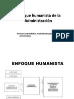 Clase 6 - Enfoque Humanista