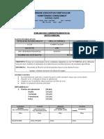 Instrumentos de Evaluacion Computacion Sexto Parcial