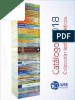 Catalogo IURE Textos Juridicos 2018 (2)