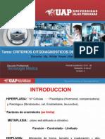 Clase 14 Criterios Citologico de Malignidad.pptx