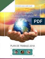 Plan de Trabajo 2018 - Ministerio de La Mujer-low