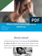 abuso sexual exposición