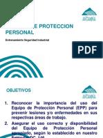 Equipos de Protección Personal (v.actual)