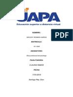 Nombre  TAREA 1 DE ETICA PROFESIONAL PARA TERMINAR ARI LISSSTISIMA.docx