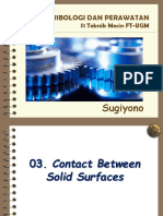 04__Contact Between Solids Surface