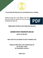 Dermatoses paraneoplásicas