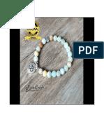 Gelang Yoga Batu Amazonite, +62877_8189_4000