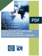 Manual Sobre Auditorias de TI Para Las Entidades Fiscalizadoras Superiores (EFS)
