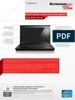 Lenovo ThinkPad Edge E430 E530 Notebook PC Data Sheet.pdf