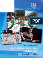 CNB_Culturas_e_Idiomas_Mayas,_Garífuna_o_Xinka_Ciclo_Básico