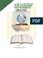 Teologia de La Iglesia #1