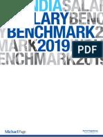 India MP Salary Benchmark 2019 ALL Web