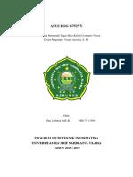Nafi - Asus Rog g752vy