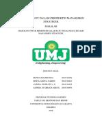 Manajemen Strategik - Analisis SWOT