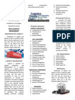 Logistics Pamphlet