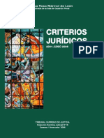 Criterios Juridicos 2001-2006