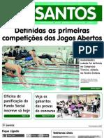 Diario Oficial de Santos-Gabarito
