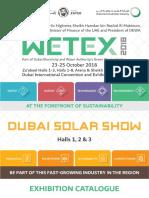 WETEX2018 Catalogue