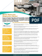Global Molecular Diagnostics(MDx) Market