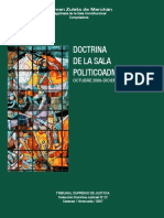 Doctrina de La Scc-tsj 2000-2001