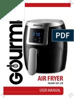 Air Fryer GAF228 v2