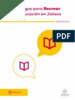 Guía CTE Enero. Diálogos para recrear la educación. (2)
