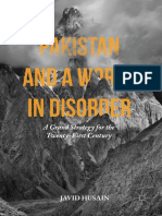 Pakistan and the World in disorder.