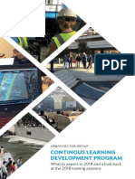 Continuous Learning and Development Programs (2019)