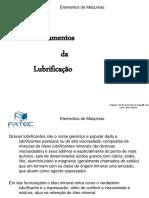 Elementos de Maquinas aula 15 Lubrificacao.pdf