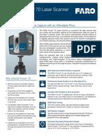 En-US - PublicSafety_FocusM70_JAN2017 Tech Sheet