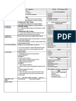 Form 1 Sample Lesson Plan Template