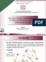 SLAM Bayesian Tracking