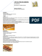 Curso de Cocina Zamora