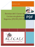 Curso de Cocina Segovia