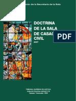 Doctrina de La Scc-tsj 2006