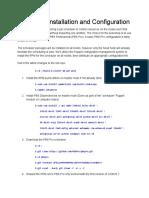 8a-Scheduler Install Config