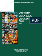 Doctrina de La Scc-tsj 2008