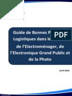 Guide de Bonnes Pratiques Logistique Vfinale
