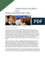 After Azeem Ahmed Tariq They Killed Imran Faroq