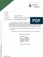 UFP SPP SUP CEP Paternidad-maternidad RE293 230119
