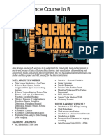 Data Science With Python - 60 Hrs
