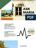 Apresentacao Ask Maria