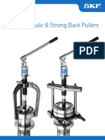 13078EN Hydraulic and Strong Back Pullers