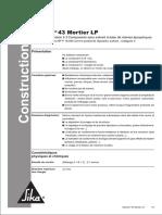 SikaDur 43 Mortier LP.pdf