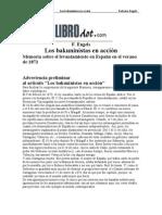 Bakuninistas en accio-ªu¦ên, Los